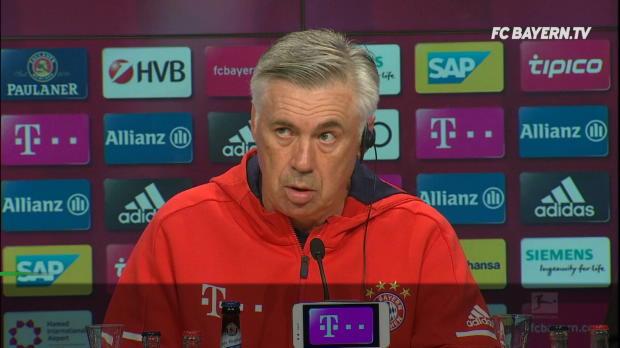 """Robben sauer - Ancelotti """"weiß nicht, warum"""""""