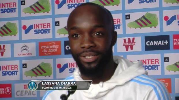 Marseille - L.Diarra : « Sans Ben Arfa, c'est mieux ! »