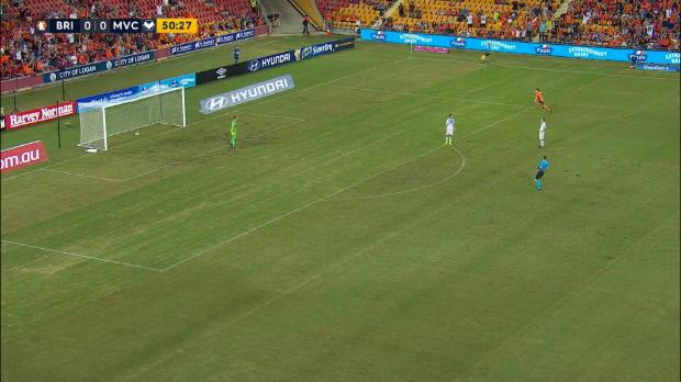 A-League: 30-Meter-Hammer entzückt Brisbane