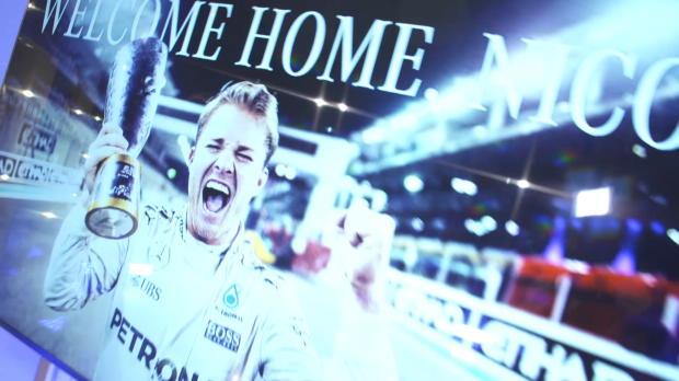"""Rosbergs WM-Wagen im Museum: """"Sehr emotional"""""""