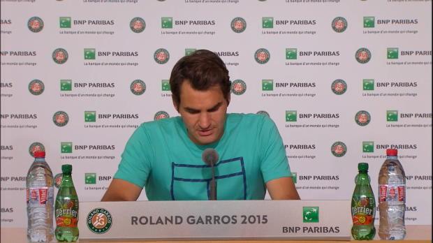Roland Garro -  Federer avanza sin nervios