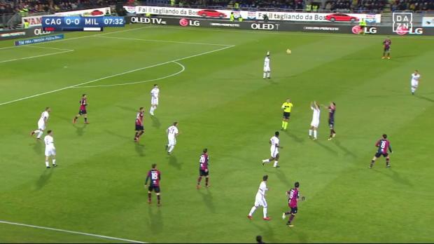 Cagliari - AC Milan