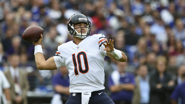 freeD: Trubisky throws second career TD pass
