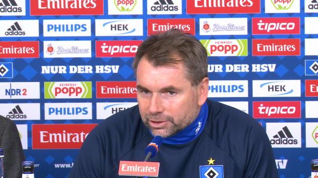 Hollerbach über seine Ziele mit dem HSV