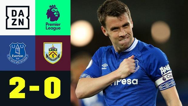 Premier League: Everton - Burnley | DAZN Highlights
