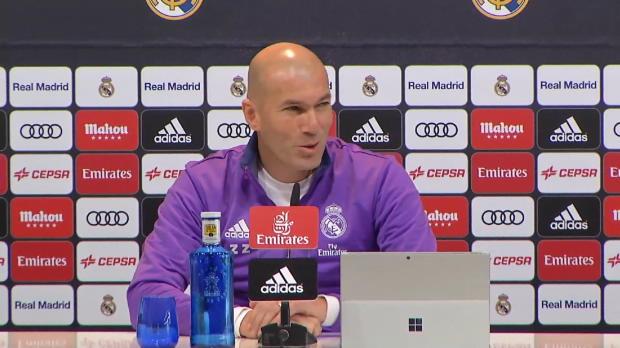 Zidane: 15 Tage ohne Spiele sind zu lange