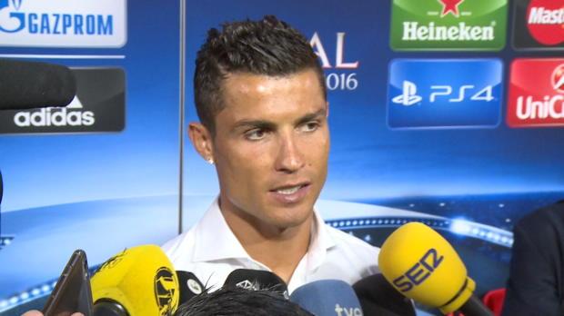 """Ronaldo wusste: """"Werde den Siegtreffer machen"""""""