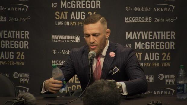 UFC: Die besten Sprüche von Conor McGregor