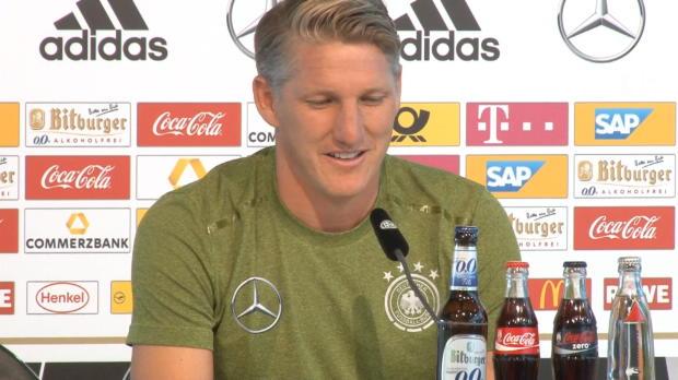 """Schweinstieger: """"WM-Titel wohl verdient"""""""