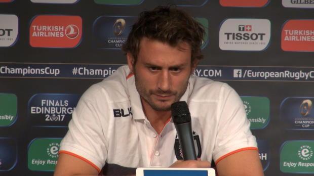 European Champions Cup - M�dard estime �tre p�nalis�