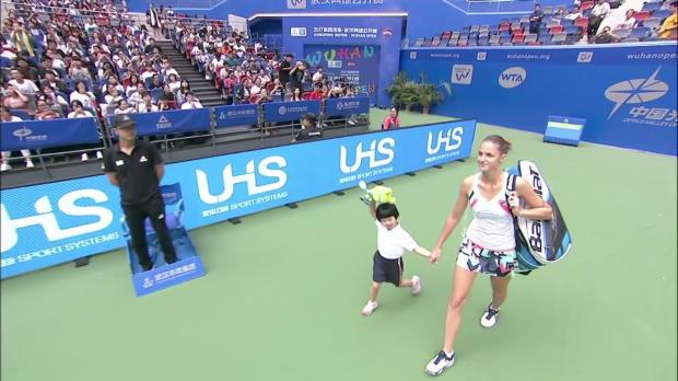 WTA: Im Tiebreak - Barty ringt Pliskova nieder
