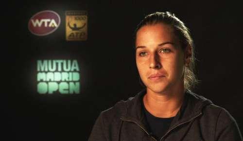 Cibulkova Interview: WTA Madrid Final