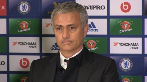 """Mourinho: """"Blues-Fans haben nichts gegen mich"""""""