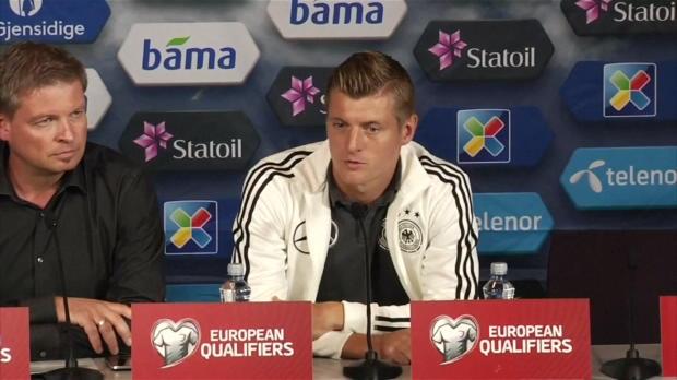 """WM-Quali: Kroos: """"Haben Erfahrungen gemacht"""""""