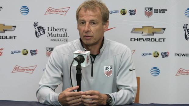 """USA: Klinsmann: Pulisic? """"Einfach wundervoll!"""""""