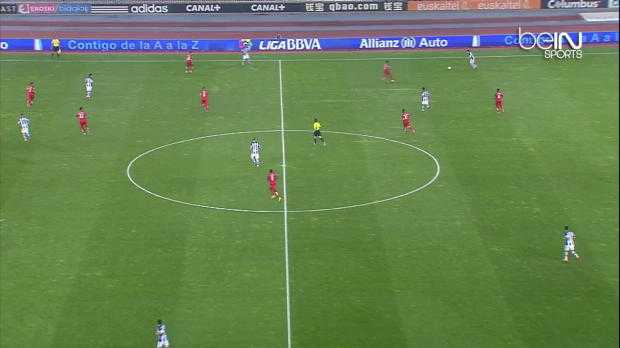 Liga : Real Sociedad 1-2 Gefafe