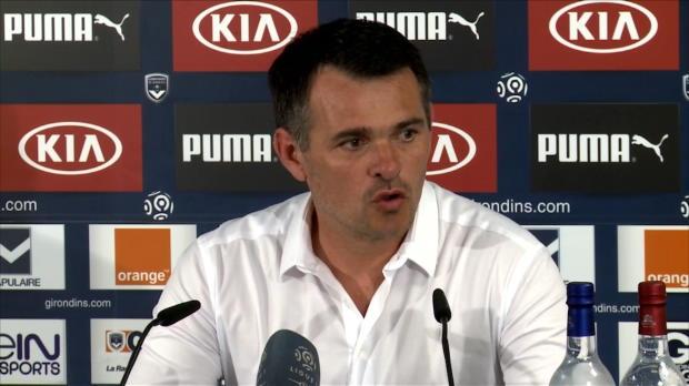 "Foot : Girondins - Sagnol : ""La seule équipe qui a essayé de jouer au football"""