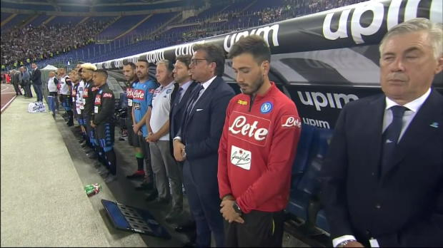 Lazio - Neapel