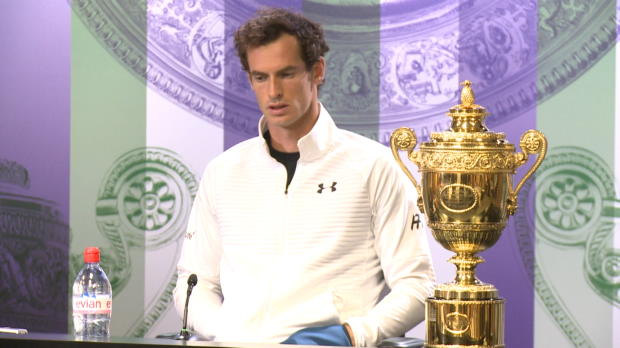 "Murray: ""He aprendido mucho de las derrotas anteriores en Wimbledon"""