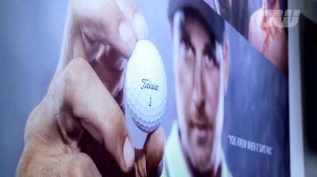 Inside the Game: Sir Nick Faldo talks golf tech