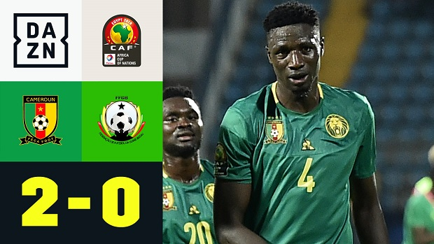 Africa Cup of Nations: Kamerun - Guinea-Bissau | DAZN Highlights