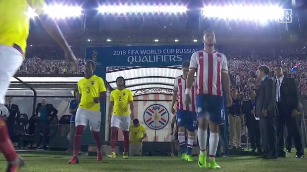 Paraguay - Ecuador