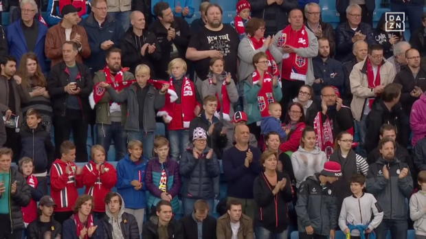 Norwegen - Tschechien