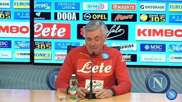 Ancelotti klagt Rassismus in Italiens Stadien an