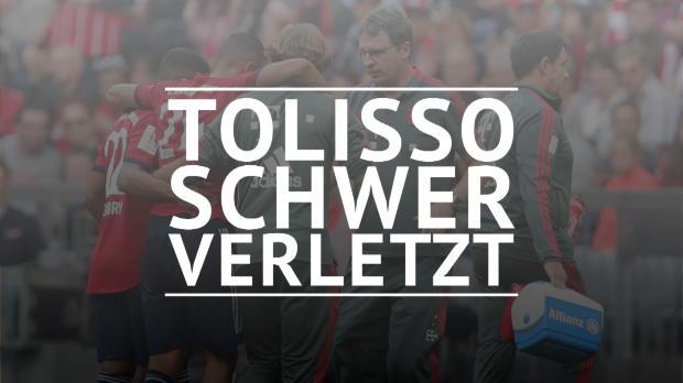 Bayern-Schock! Tolisso erleidet Kreuzbandriss