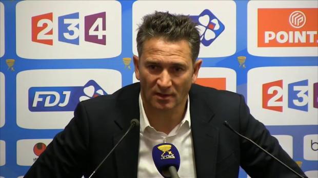 """Foot : CDL - Rennes, Montanier : """"Un dénouement idéal"""""""
