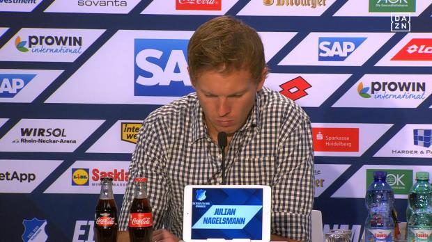 Nagelsmann: So haben wir Schalke geschlagen