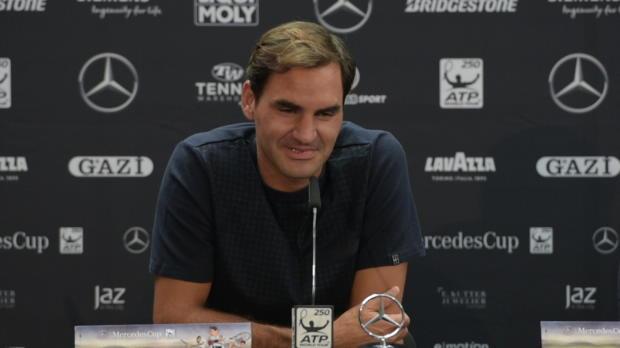 "Stuttgart: Federer: ""Ende ist so nah wie nie"""