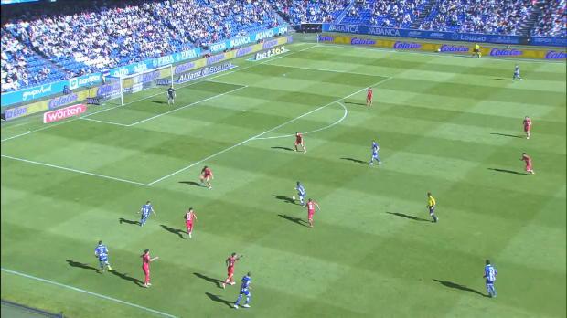 LaLiga Round 36: Deportivo 0 - 2 Getafe