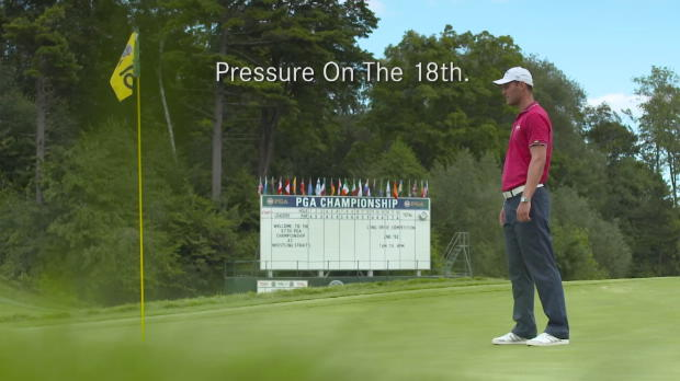 PGA Championship 2016: Pressure on the 18th