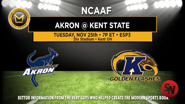 Akron @ Kent State