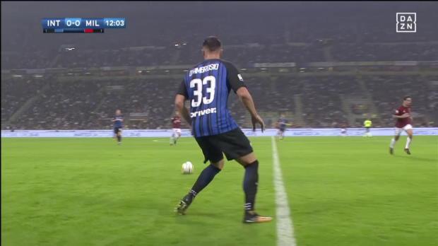 Inter Mailand - AC Mailand