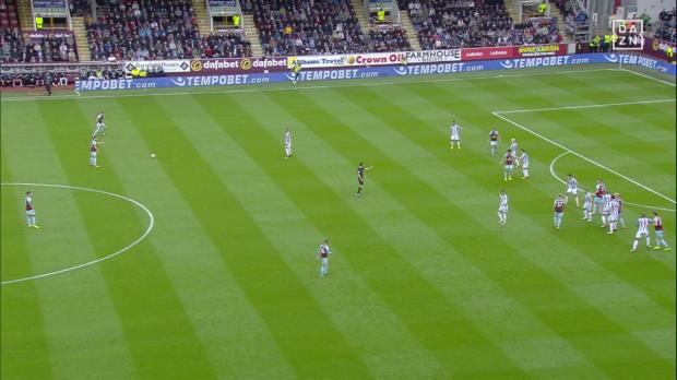 Burnely - Huddersfield