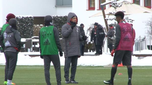 Ancelotti und der FCB: Jetzt zählt's!