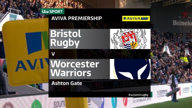 Aviva Premiership - Highlights - Bristol Rugby v Worcester Warriors