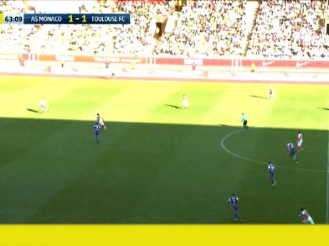 لقطة: كرة قدم: مبابي يواصل دكّ الشباك وتولوز آخر ضحايا نجم موناكو الصاعد