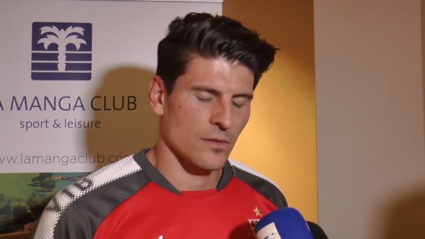 Gomez: WM-Teilnahme mein großes Ziel