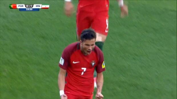 لقطة: بطولة العالم دون 20 عاما: غونكالفيش يعادل الكفّة لفائدة البرتغال بطريقة مميّزة