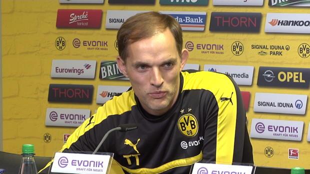 """Tuchel: """"BVB gegen S04 das Derby schlechthin"""""""