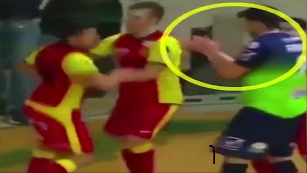 Futsal-Legende Ricardinho: Traumtor bei dem sogar die Gegner applaudieren