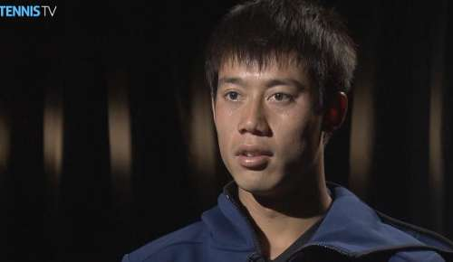 Nishikori Interview: ATP Halle Preview