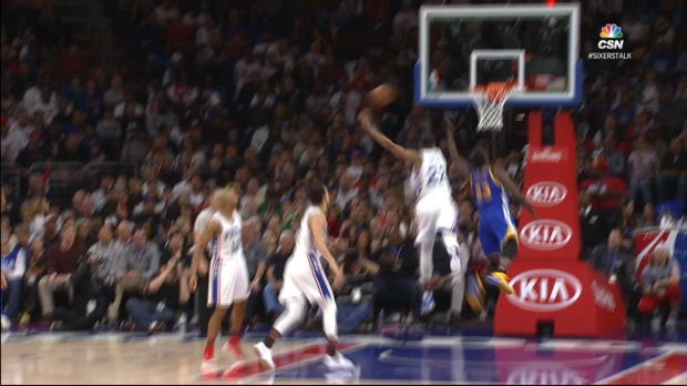 Block of the Night - Richaun Holmes