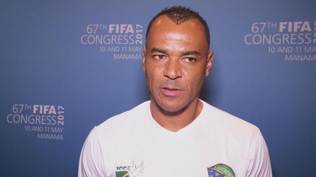 """Cafu über Neymar: """"Der Schlüssel zum WM-Titel"""""""