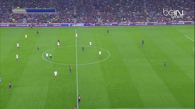 Liga : FC Barcelone 5-1 FC Séville