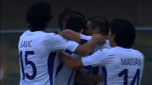 Verona 1-2 Fiorentina, Giornata 12 Serie A TIM 2014/15