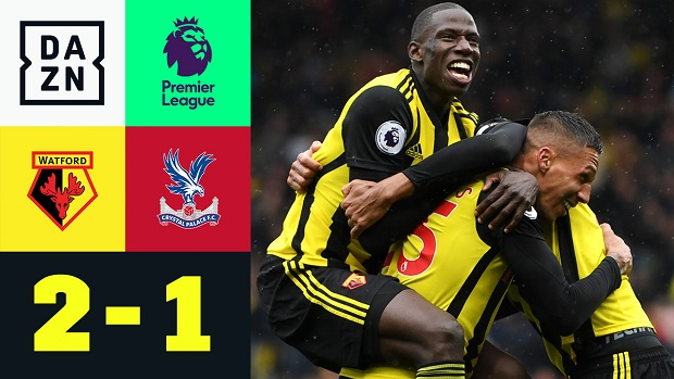 Premier League: Watford - Crystal Palace | DAZN Highlights